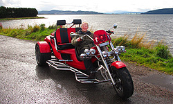 Shuggy the Trike, Inverness